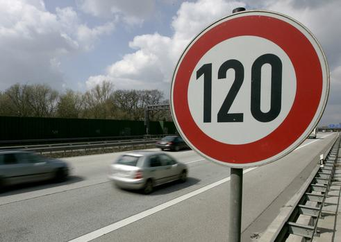Speed limit 120